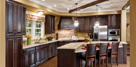 modular home kitchen photos - pratt homes