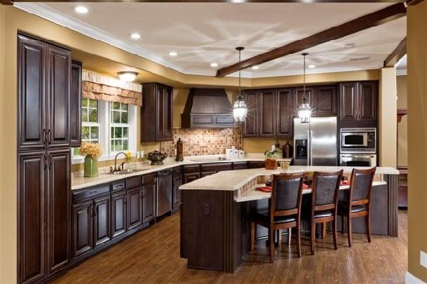 modular home kitchen photos pratt homes