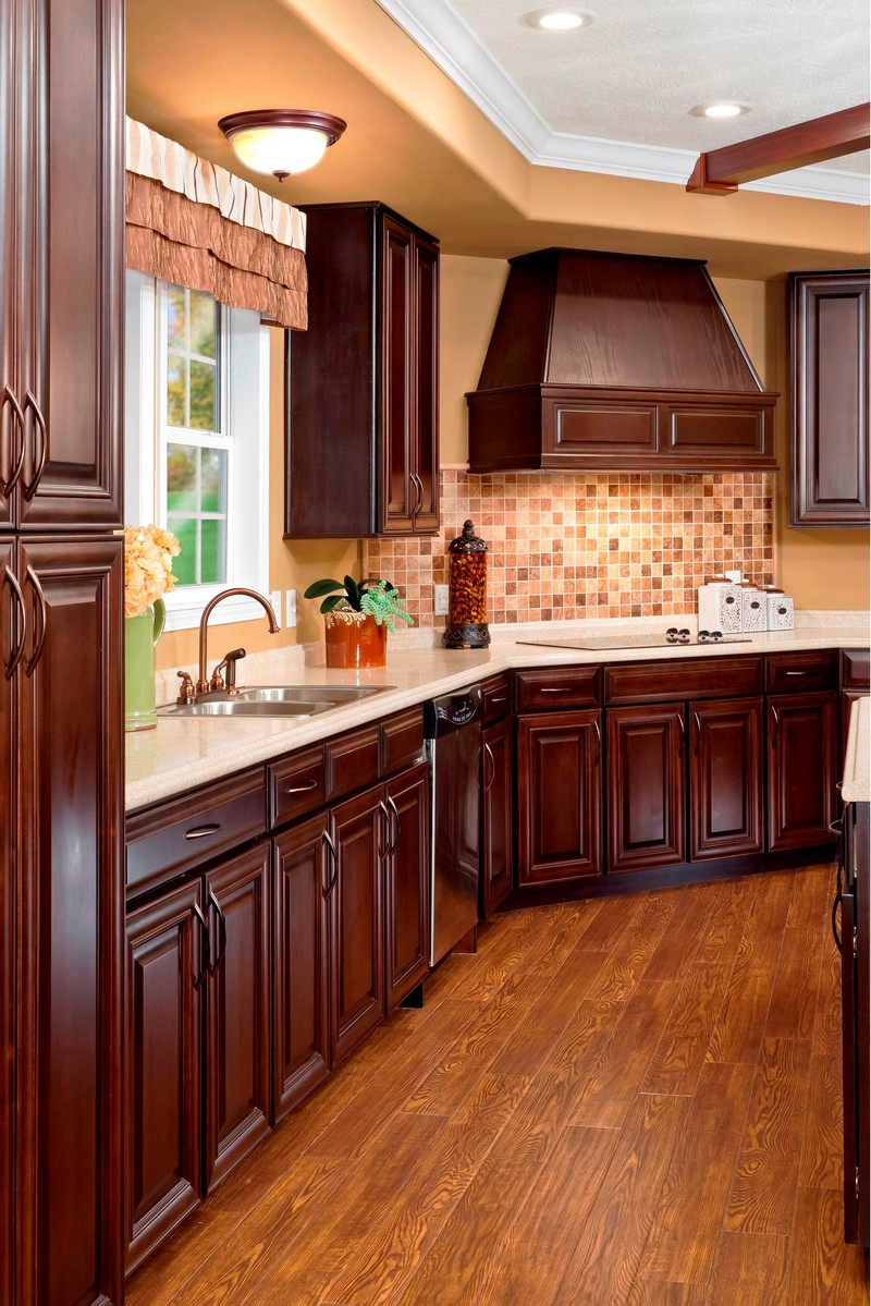 Modular home kitchen photos pratt homes for Home kitchen