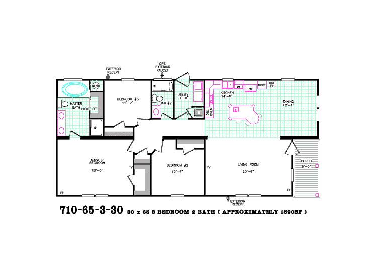 Rockwood Floor Plan Pratt Homes