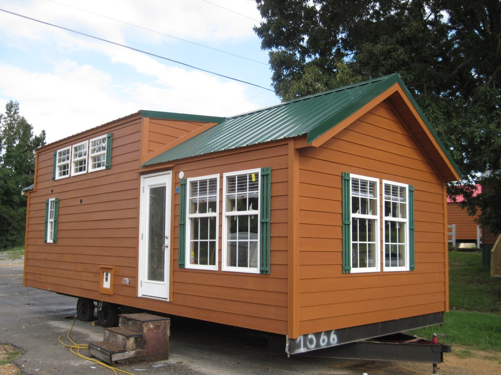 Tiny Houses - Pratt Homes