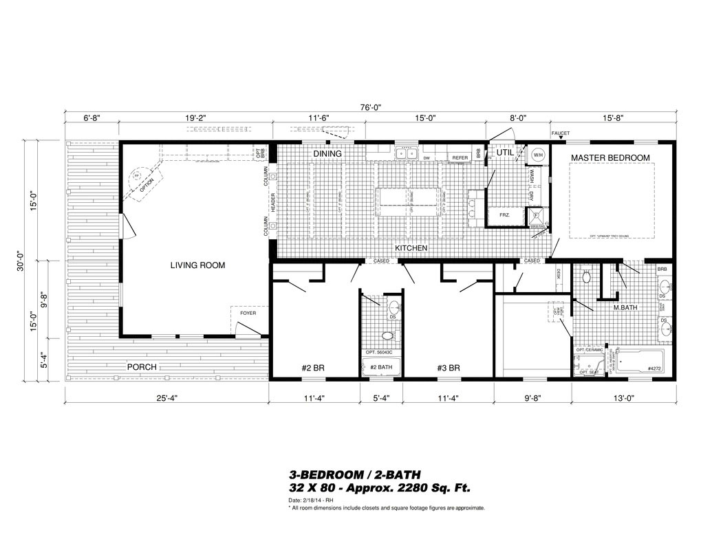Torridon Floor Plan