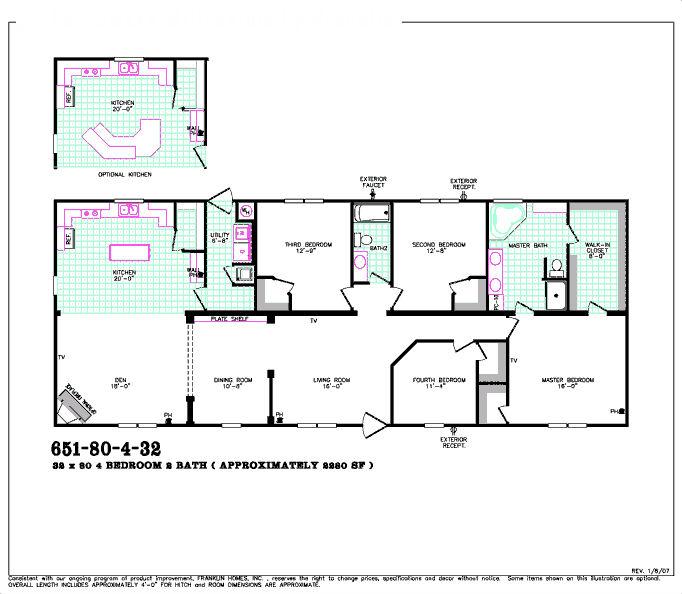Benchmark Floor Plan
