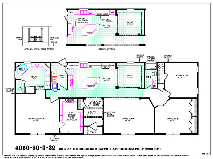fairfax floor plan