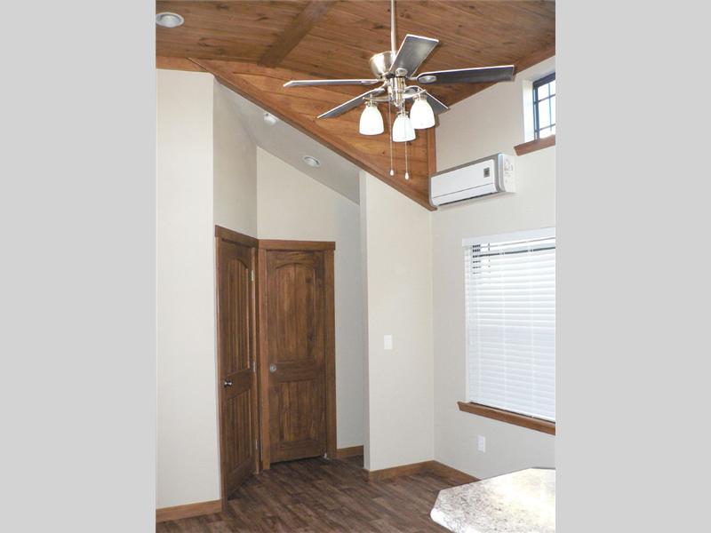 Cabin View Tiny Home Floor Plan - Pratt Homes