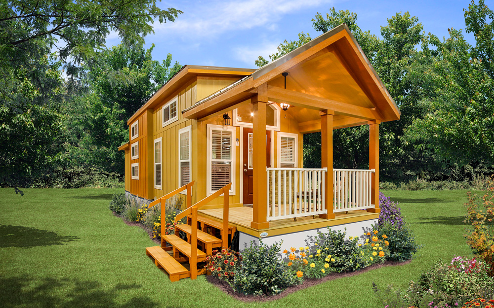 Annecy Tiny House