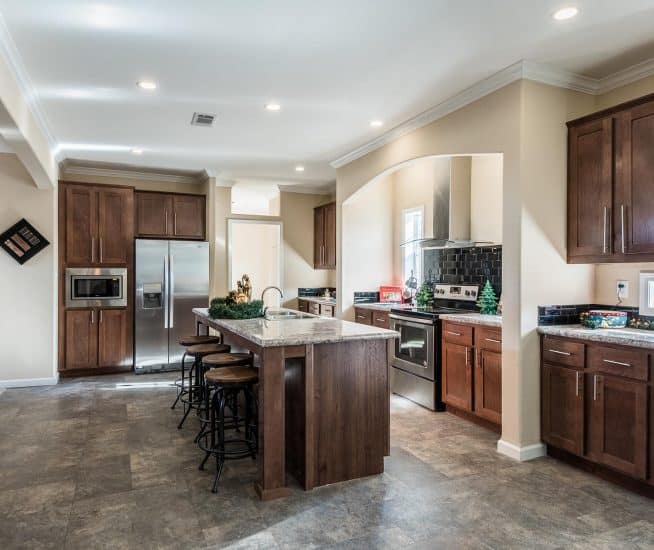Pratt Homes from Tyler Texas creative team can give you inspiration when it comes to modernizing your counter tops and floors