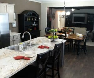 Our team specialists will be happy to answer any questions about kitchen design, options, construction