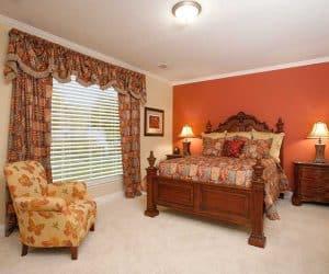 Rockwood Modular Home bedroom made by Pratt from Tyler Texas