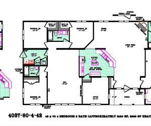 Hampton Modular Home by Pratt from Tyler Texas