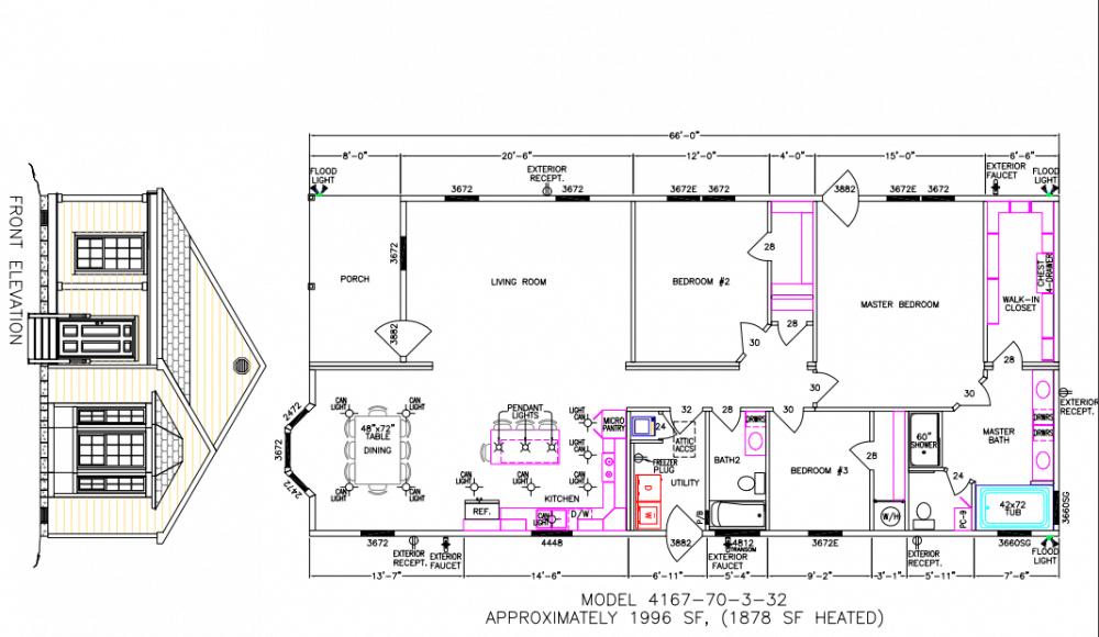 Ryan | Modular Homes - Pratt Homes