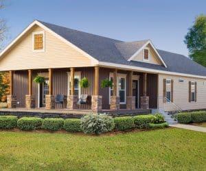 Torridon Modular Home exterior