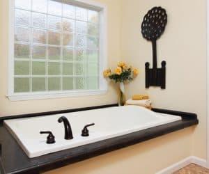 Willow Modular Home bathroom