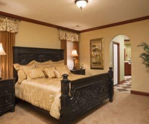Freedom Modular Home bedroom