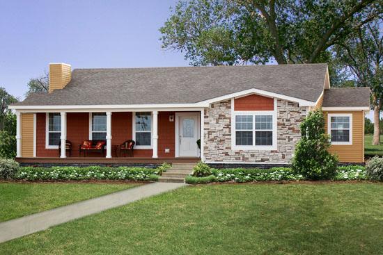 Modular Home Exterior Photos - Pratt Homes