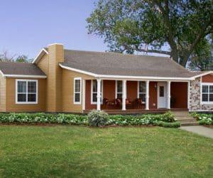 Freedom Modular Home Exterior