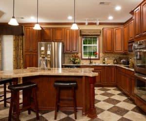 Freedom Modular Home kitchen