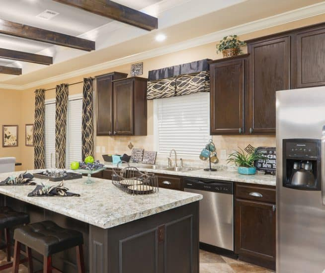 You should check out these steps for setting up a functional kitchen