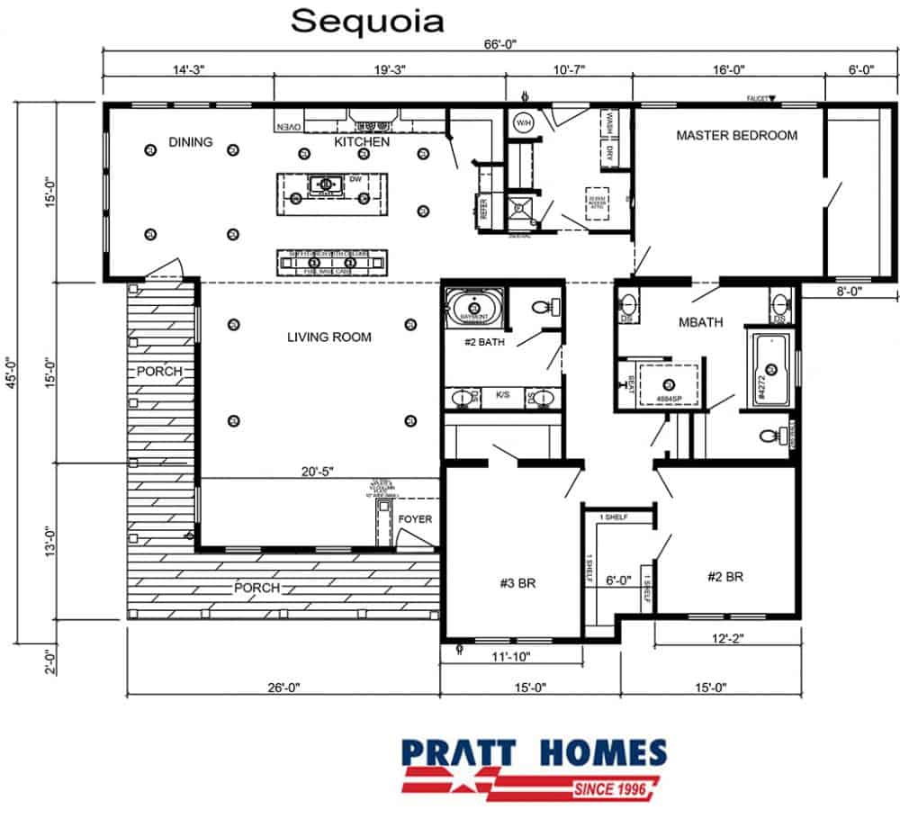 Sequoia | Modular Homes - Pratt Homes