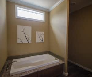 Bathtub from house model Teresa made by Pratt