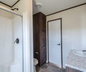 Bathroom from house model Jordan