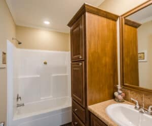 We make sure that your bathrooms fit your lifestyle, tastes, needs, and personality