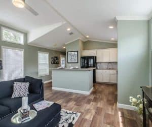 Spacious living area will be perfect solution for numerous families