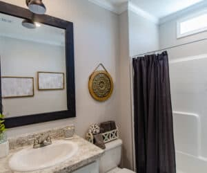 At Pratt Homes, we believe that the beauty and functionality of your new bathroom should be as unique as you