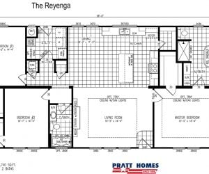 Pratt Homes draft for home model The Reyenga