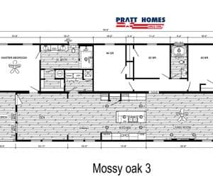 floor plan Pratt Homes