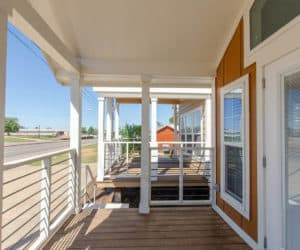 home Sweet Escape 3 Porch