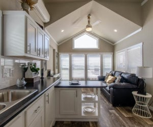 home Sweet Escape 2- Kitchen-Living