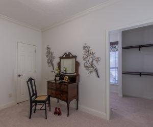 room of the house model Koinonia II made by pratt homes tyler texas