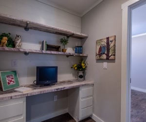 office in the house model big spur made by pratt homes tyler texas