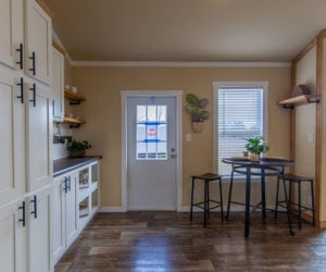 entrance to house model cottage 16 2/1 made by pratt homes tyler texas