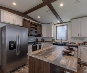 kitchern at the canal house made by pratt homes tyler tx