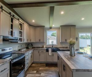 kitchen regan house made by prett homes form tyler tx