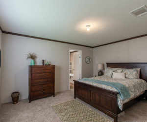 master bedroom at the canal house made by pratt homes tyler tx