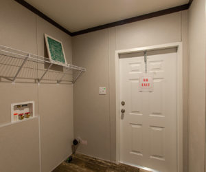 laundry at the canal house made by pratt homes tyler tx