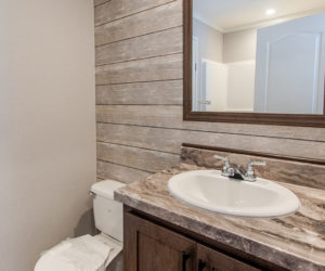 bath at the frenchman house made by pratt homes tyler tx